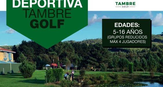 Aprender Golf – Escuela Deportiva Tambre Golf