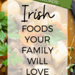 Traditional Irish Food Recipes and Intuitive Eating