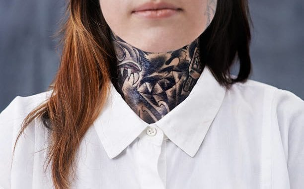 Neck Tattoo Safety And Risks Are They Dangerous Or Not