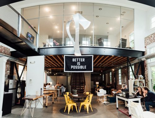 The Anatomy of The Perfect Coworking Space