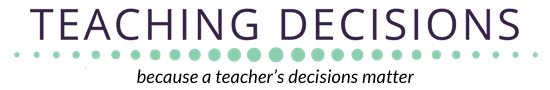 Teaching Decisions Logo
