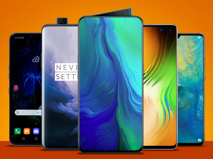 Top Best 5G phones in 2021