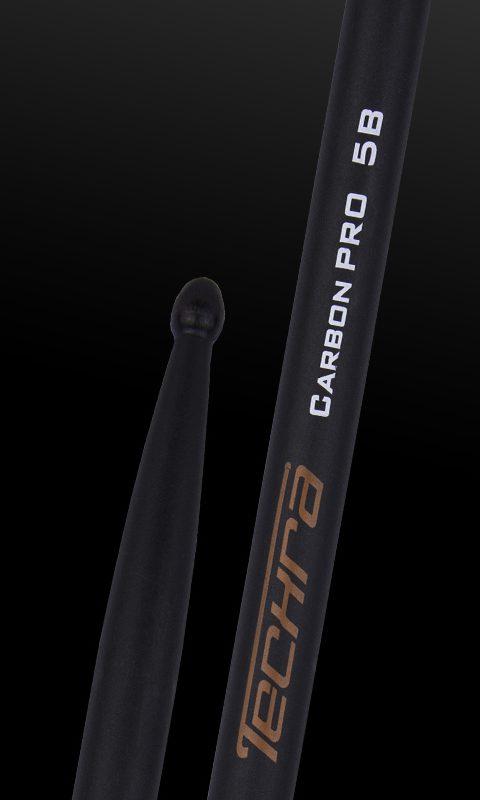 Carbon Pro Supergrip Techra Drumsticks