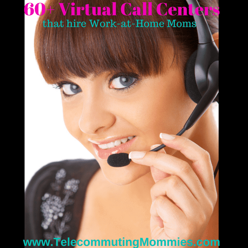 Work From Home Virtual Call Center Companies