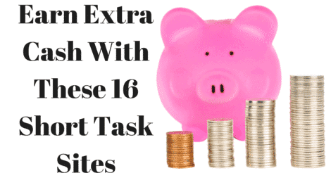 Make Money With Short Task Sites