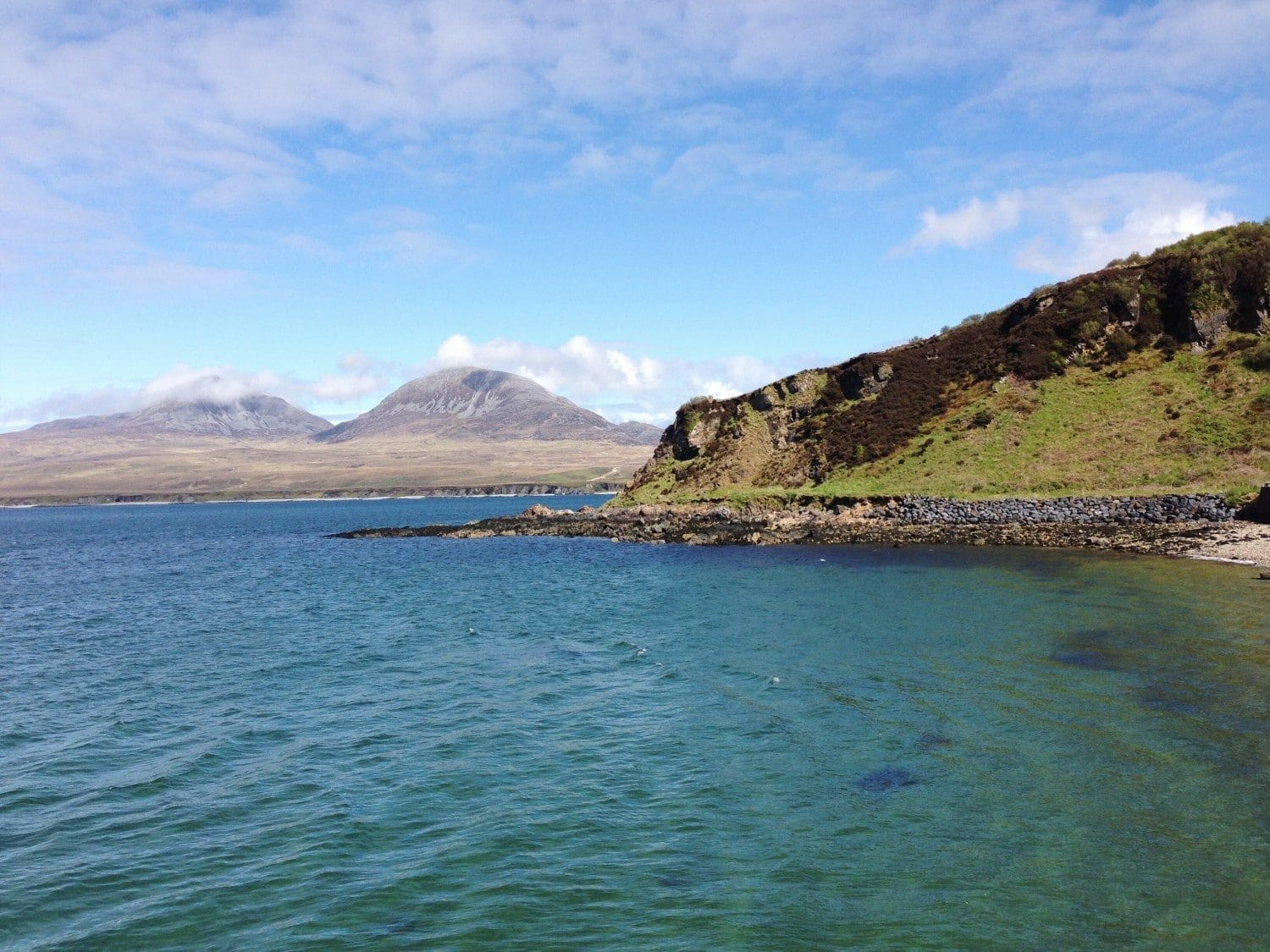 Islay Whisky Festival - View of the Paps of Jura