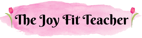 The Joy Fit Teacher