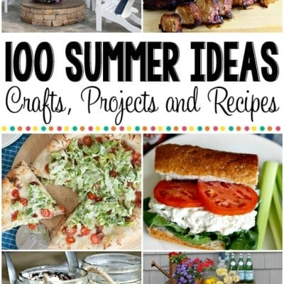 Favorite Summer Projects
