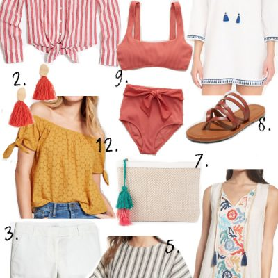 Friday Feels – Spring Vacation Clothes