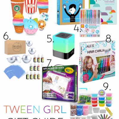 Kids Gift Guide 7-10 Friday Feels