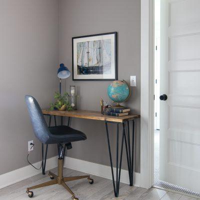 Rustic Homework Desk