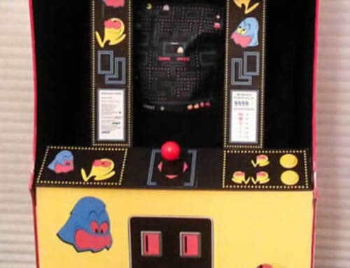 Flashback Friday: The Pac Man Party (Part One)