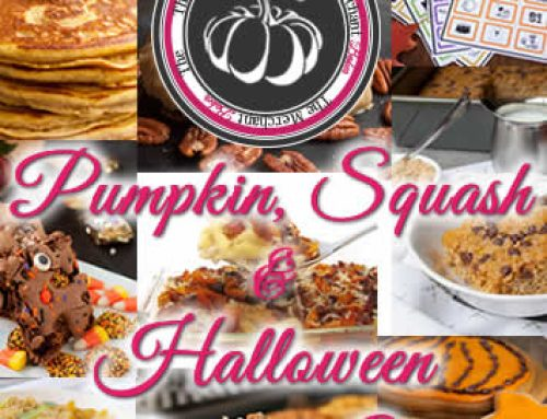 Pumpkin, Squash and Halloween Recipe Round Up