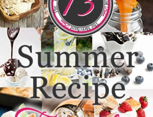 13 Summer Recipe Favorites