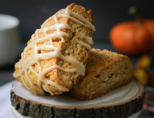 The Best Pumpkin Scones