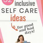 self care ideas for mental health