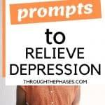 depression journal prompts