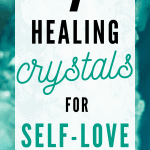 healing crystals for self love