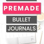 best premade bullet journals