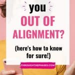living in alignment