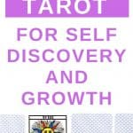 tarot for personal growth