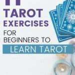 tarot practice exercises for beginners