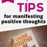 manifestation tips manifesting positivity