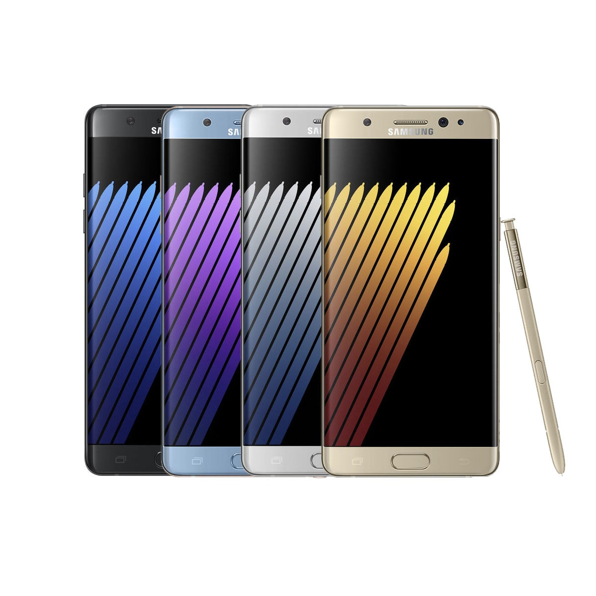How to make Factory Hard Reset on Galaxy Note 7