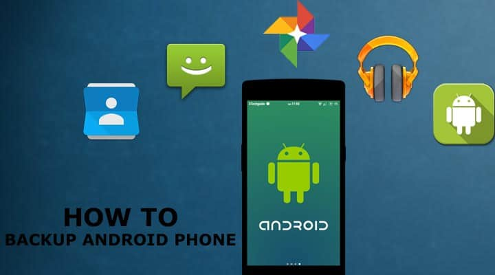 How to Backup Your Android Phone Without ROOT