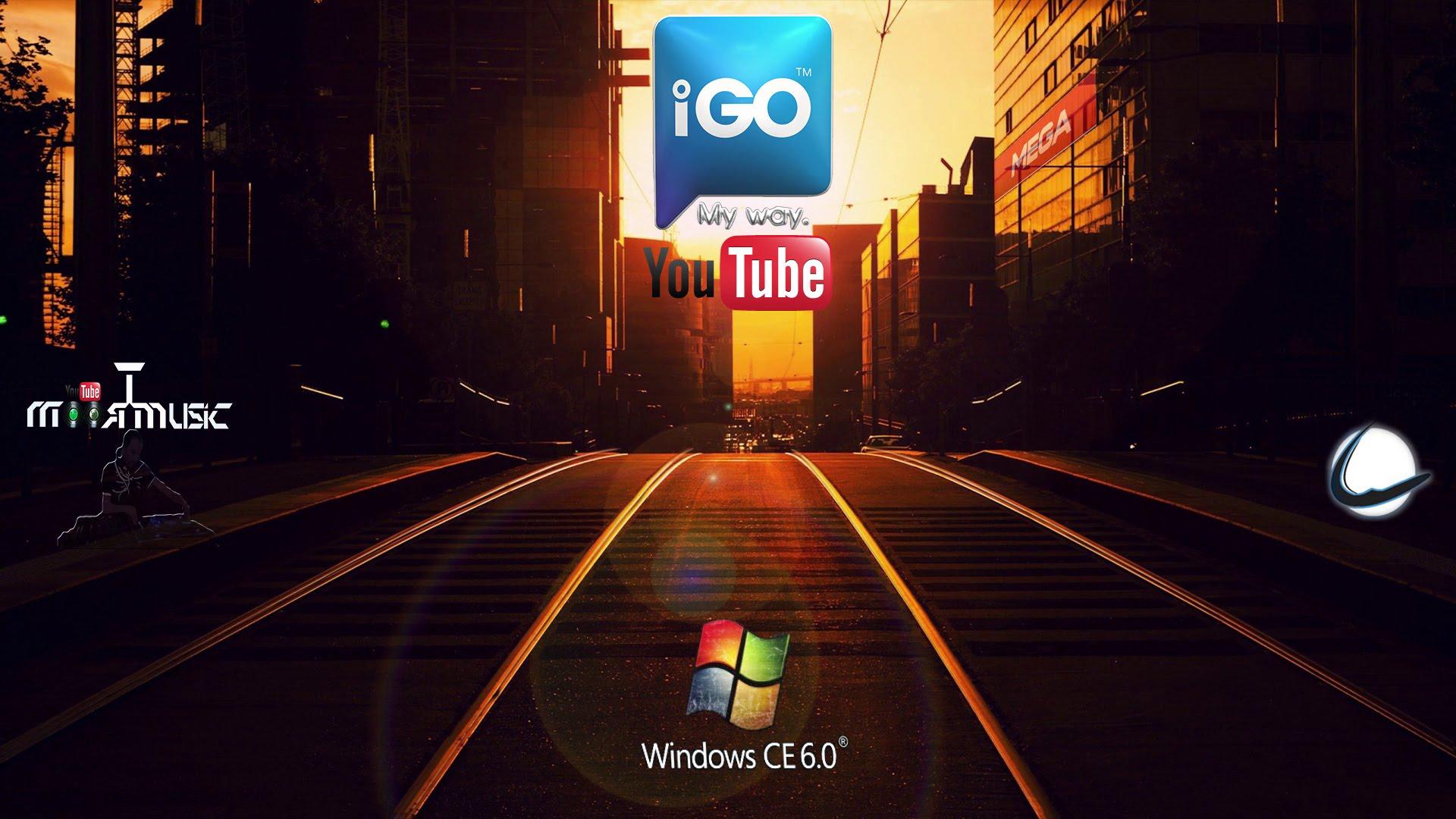 IGO Primo 9  aka Win CE 6