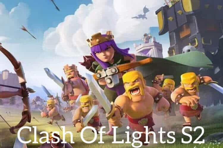 Clash Of Lights APK Download – Unlimited Gold, Gems and Elixir