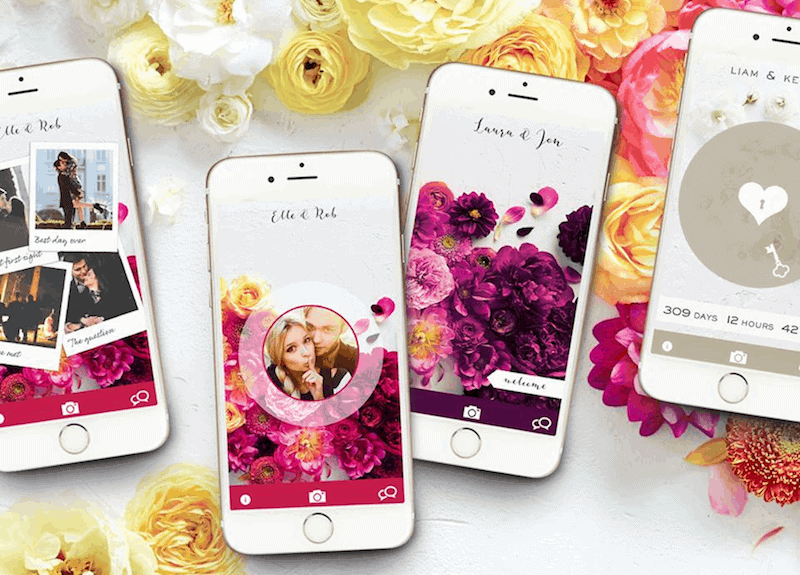Best iPhone Apps for Planning the Perfect Wedding