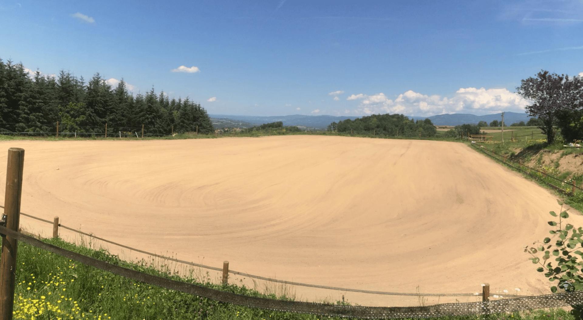 Toscane d'Auvergne - Ferme équestre de Chantaigut