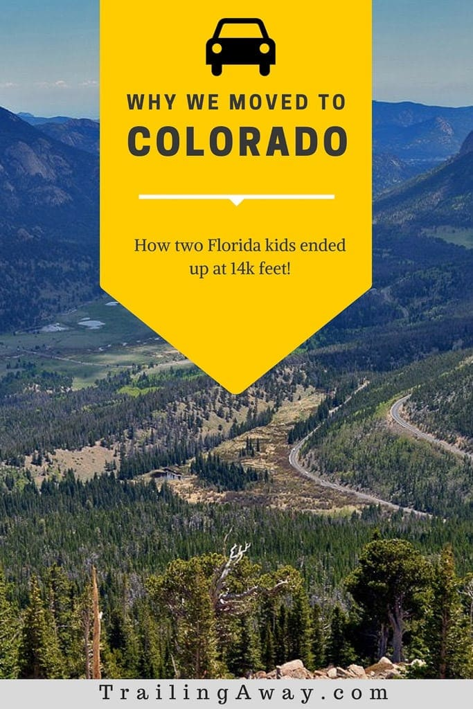 Why we fell in love with and ended up moving to Colorado, and how it was a life-changing decision that led to unlimited adventures. (Spoiler: It had EVERYTHING to do with mountains, snow and so much awesome hiking). Denver and the surrounding areas will inspire you to get outside everyday #Rockymountains #Colorado #moving #denver #estespark
