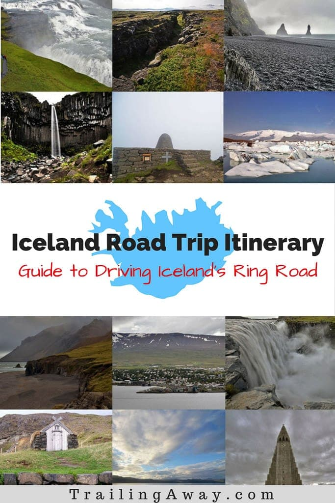 Two-week Iceland Camper Van road trip itinerary around the ring road - complete with map, photos, helpful tips and detailed information on our trip. From Reykjavik to Myvatn and even out to the West Fjords! #iceland #campervan #roadtrip #ringroad #reykjavik #glacierlagoon #waterfalls