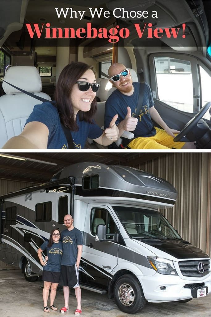 After a lot of research and searching we finally found the perfect adventure mobile and home! Read why we chose the Winnebago View and why we named him Vik.