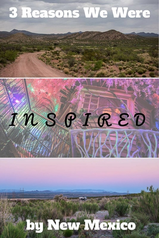 3 Reasons We Were Inspired by New Mexico