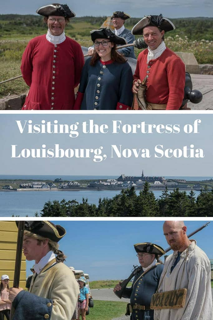 We had a blast while visiting the Fortress of Louisbourg in Nova Scotia. This is a must see attraction in Cape Breton area. Brooke shot a cannon, Buddy went to prison and we finished the day with some rum! #canada #novascotia #louisbourg #nationalparks #maritimes #atlanticcanada