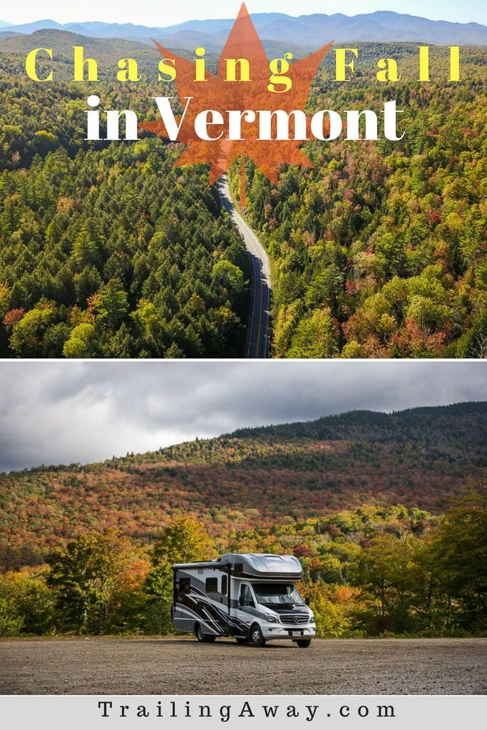We drank the maple-flavored Kool-Aid and set out to take in all the beauty that comes with chasing fall in Vermont - a bucket-list road trip adventure. Read our tips on what to see! Plenty of photos to inspire a trip of your own. #fall #autumn #vermont #maple #leafpeepers