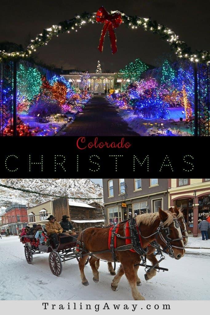 Top 5 Colorado Christmas Activities