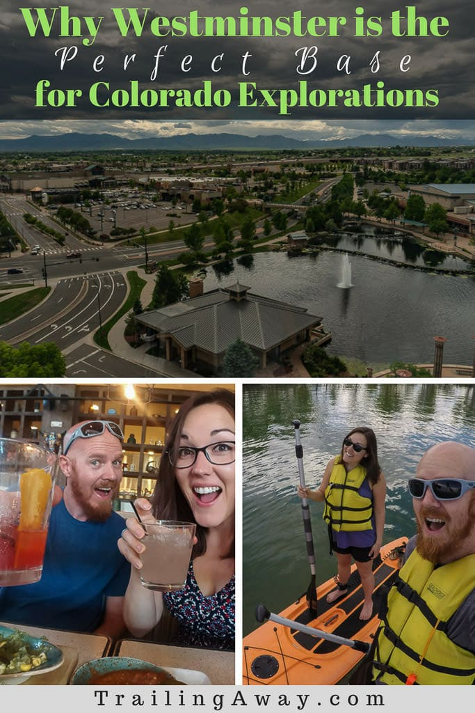 Staying in Westminster, Colorado, is a destination in itself and the perfect base for other explorations in Denver and Boulder! From the many trails and great dining as well as brewery options, to unique activities like rainforest yoga in the Butterfly Pavilion - read our top picks for Westminster and the surrounding areas. #colorado #westminster #westin #denver #boulder