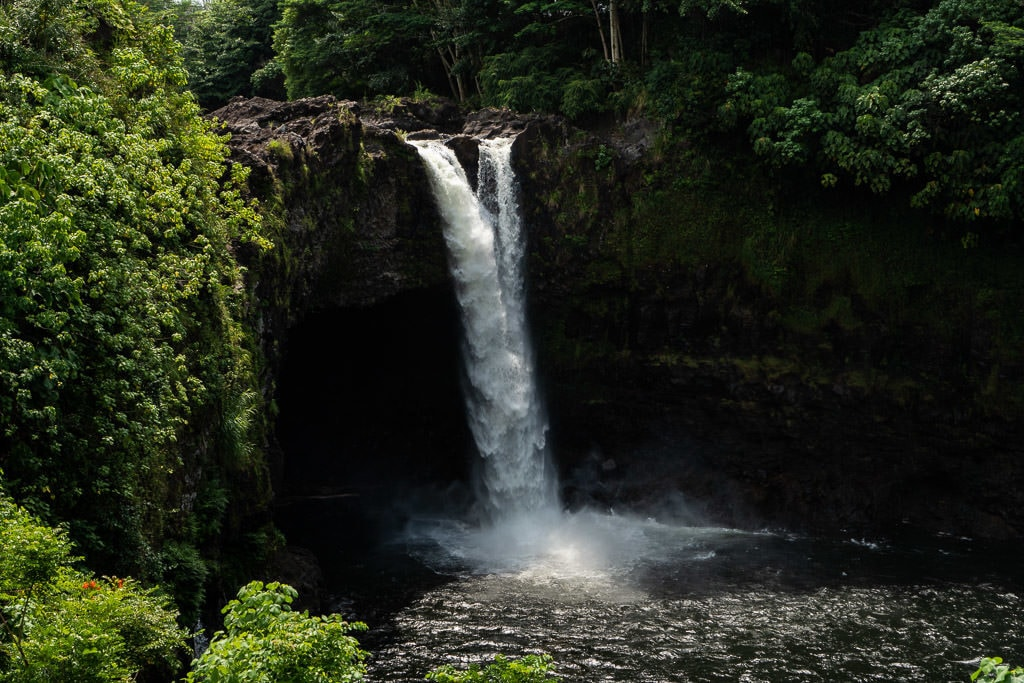 rainbow falls - things to do in hilo hawaii on the big island