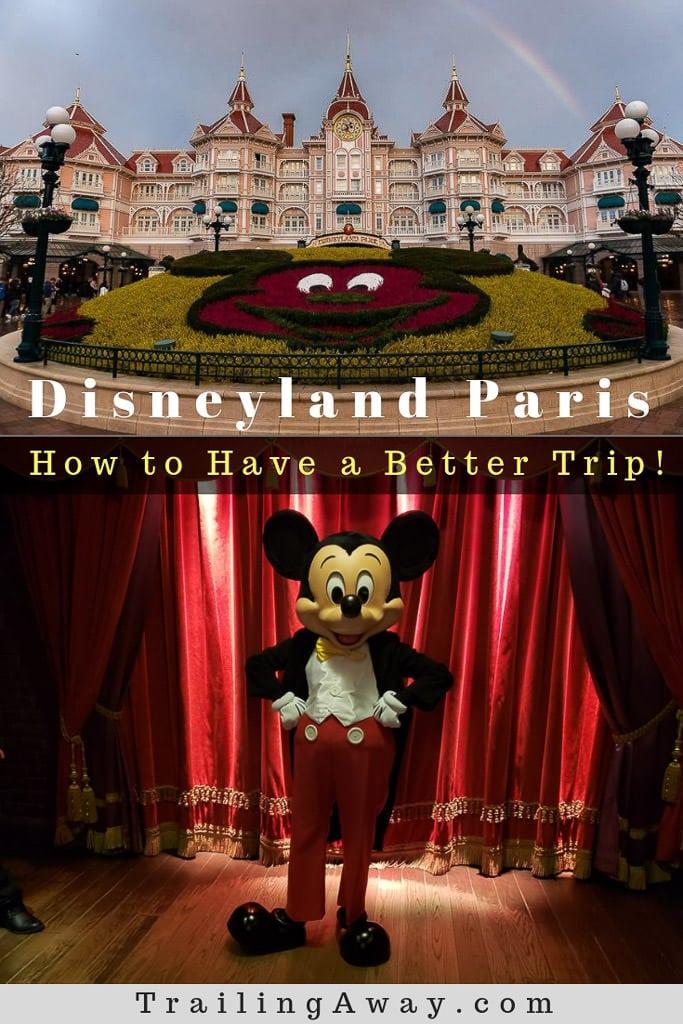 Comparing Disneyland Paris to Walt Disney World in Orlando