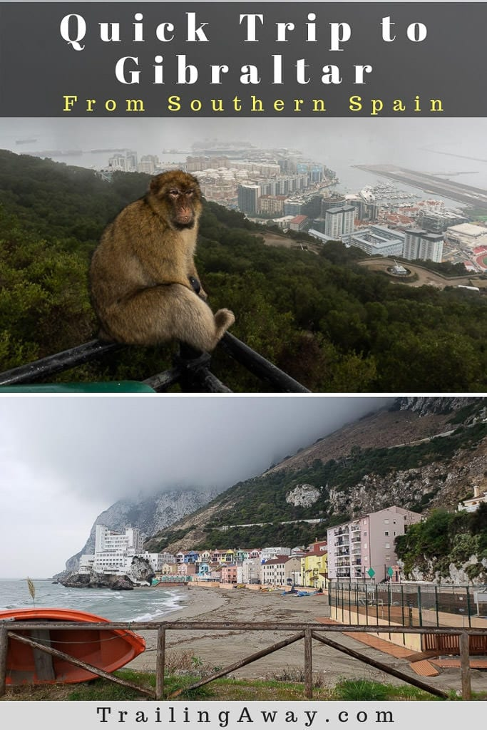 A Quick Day Trip to Gibraltar from Spain