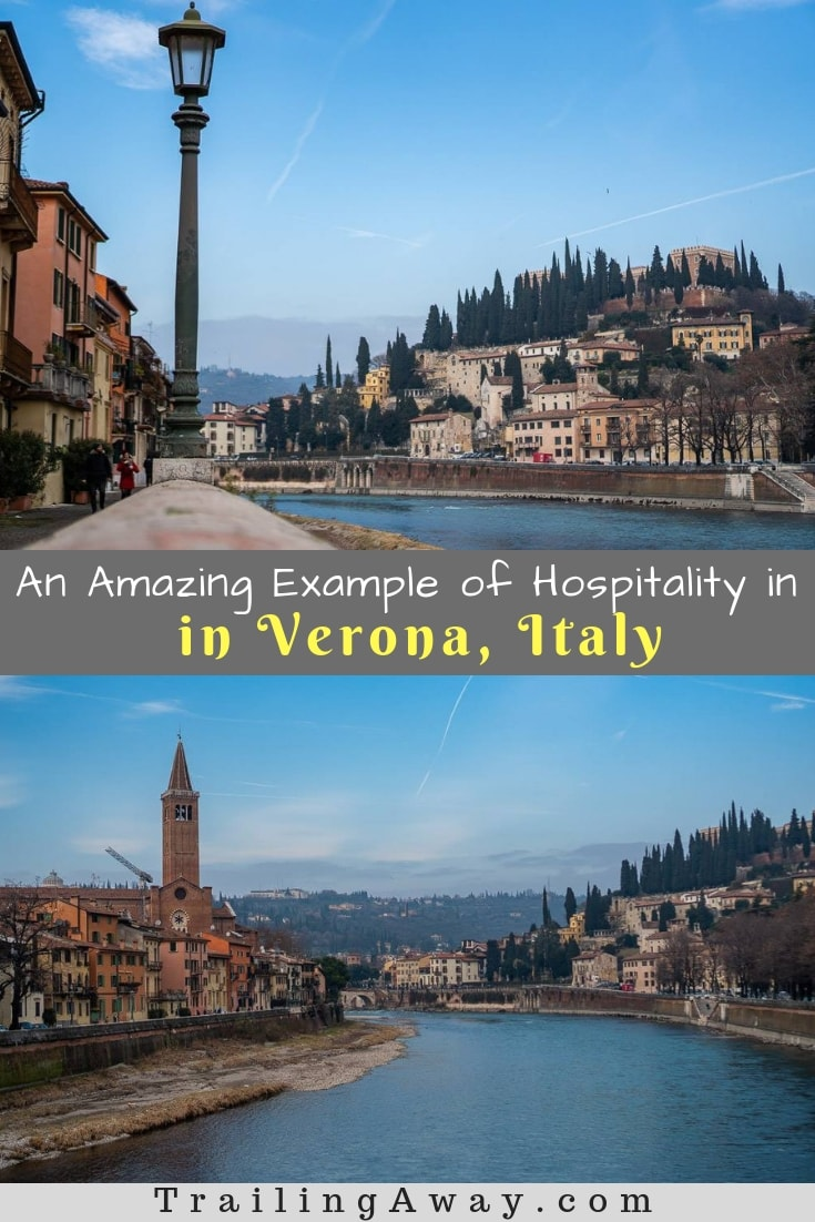 A spontaneous trip to Verona, Italy, provides an amazing first impression of the country and its wonderfully hospitable locals. #verona #italy #europe #travelstories