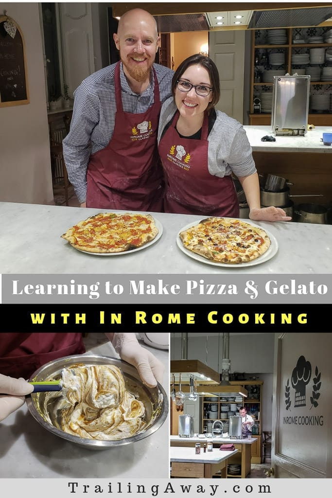 Learning to Make Gelato & Pizza in Rome - the Perfect Souvenir