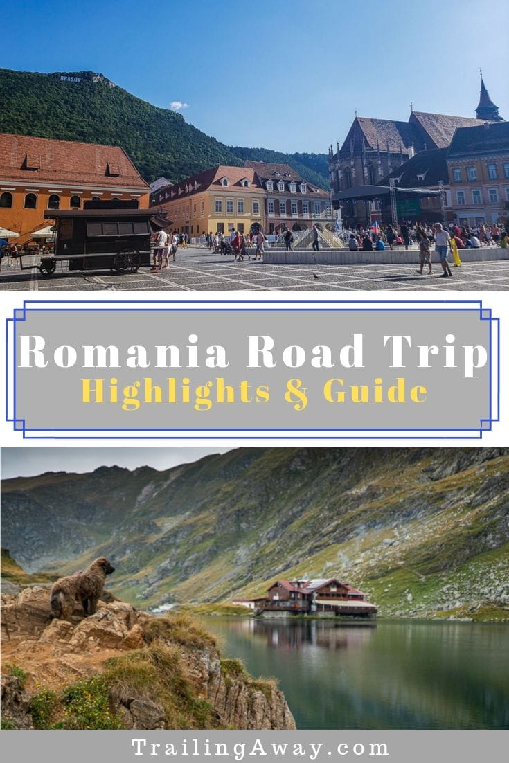 Planning a nine-day trip all around beautiful Transylvania was a highlight of our European travels. Read our tips and highlights for an epic Romania road trip! #romania #roadtrip #europe #transylvania #brasov