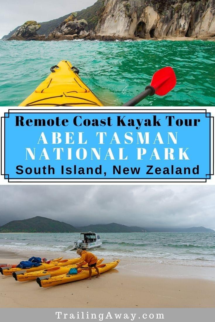 Remote Coast Sea Kayak Tour of Abel Tasman National Park
