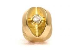 Gouden Trollbeads met Diamanten