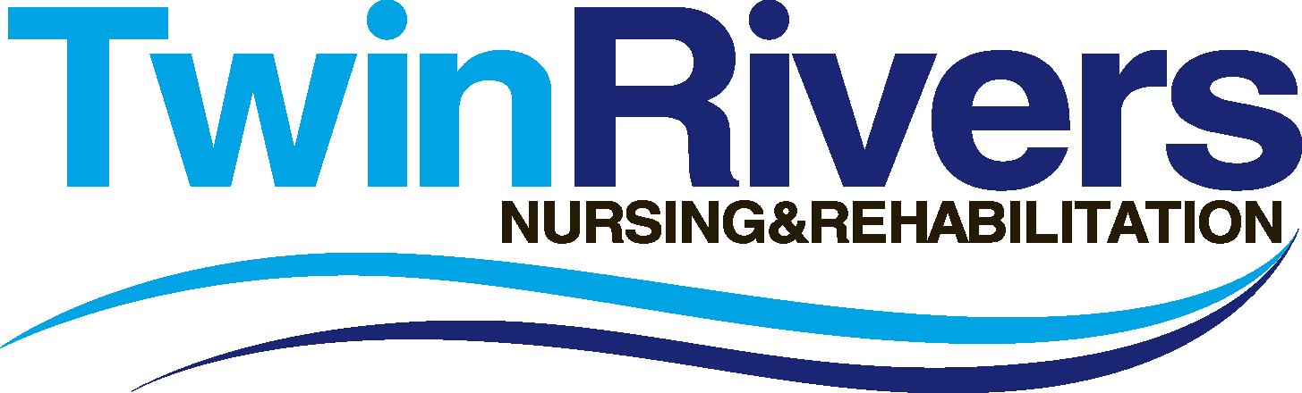 Twin Rivers Nursing & Rehabilitation [logo]